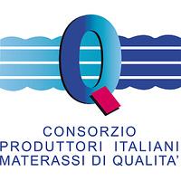 Logo Consorzio Produttori Italiani Materassi di Qualità