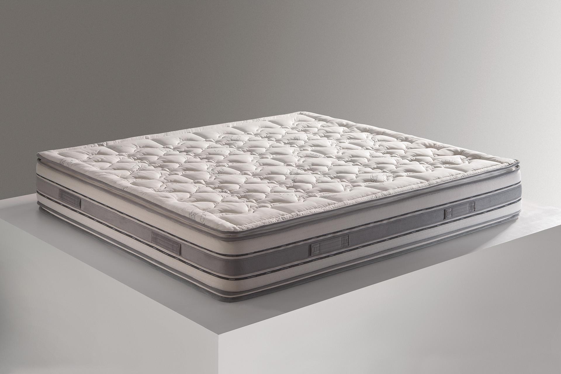 Materassi Con Memory Foam.Crepuscolo Con Sottofodera 3d V S Consorzio Materassi