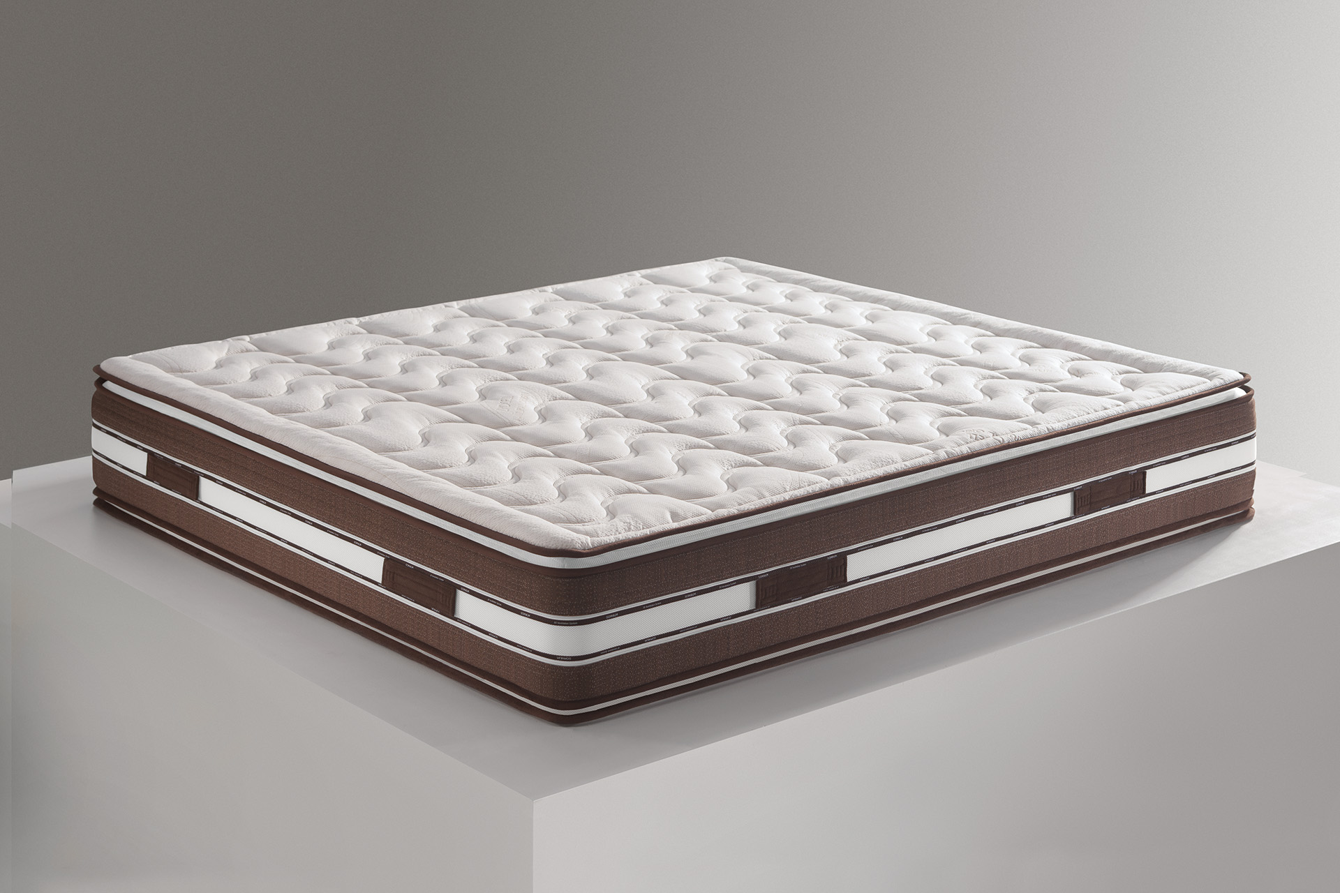 Manutenzione Materasso In Lattice nottetempo somnium: materasso in schiuma di poliuretano di