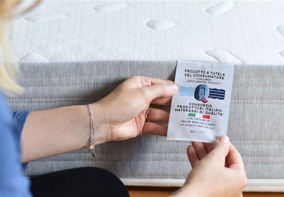 Materassi Certificati.I Materassi Certificati Dal Consorzio Per Un Sonno Di Qualita
